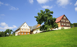 Schlossparkpicknick in Uhyst/Spree